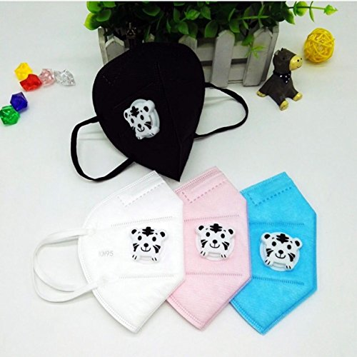 8PCS-Cartoon-Cute-PM25-Anti-Dust-Mouth-Face-Mask-for-Kids-Disposable-Non-Woven-Fabric-Masks-With-Respiration-Valve-Tiger-5PC-Panda