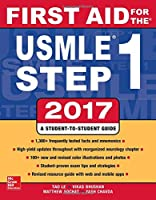 First Aid for the USMLE Step 1 2017, 27th Edition Front Cover
