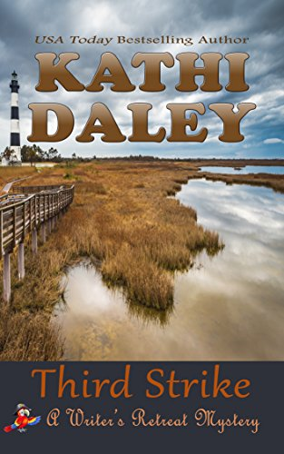 Third Strike (A Writers Retreat Southern Seashore Mystery Book 3)