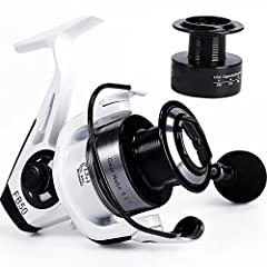 Saltwater Spinning Reel Key Features:  √ Instant anti-reverse roller bearing √ Waterproofing system to withstand saltwater corrosion √ Heavy-duty aluminum Corrosion resistant, stainless steel bail wire √ Metal line spooler and Body, sideplate...