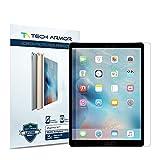 iPad Pro 9.7-inch (2016/2017) Screen Protector, Tech Armor Anti-Glare/Anti-Fingerprint Apple iPad Pro 9.7-inch Film Screen Protector [2-Pack]