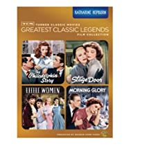 TCM Greatest Classic Films: Legends - Katharine Hepburn