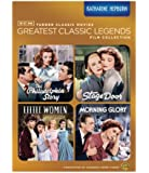 TCM Greatest Classic Legends Film Collection: Katharine Hepburn (The Philadelphia Story / Stage Door / Little Women / Morning Glory)