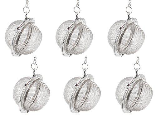 stainless steel tea infuser ball - 5