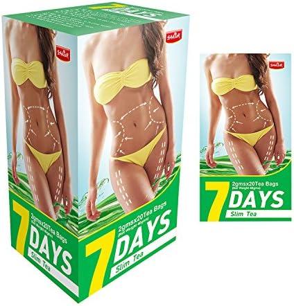 7 day laxative diet