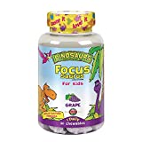 Kal Focus-Saurus Grape, 30 Count