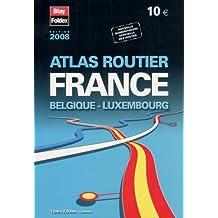 Atlas Broché France, Belgique, Luxembourg 2008