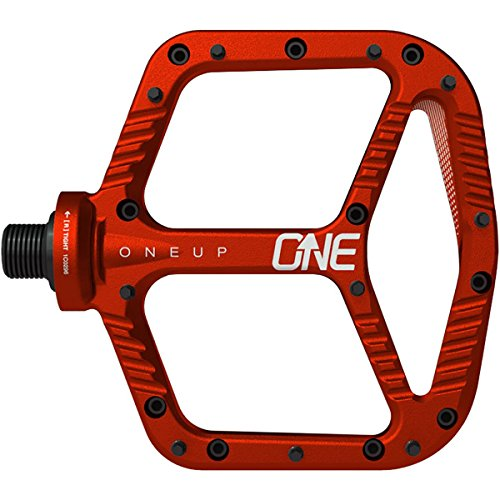 OneUp Components Aluminum Pedal Red, One Size