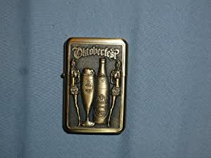 "Limited edition lighter,""OKTOBERFEST"" with 3D design+Great gift box (EXCLUSIVE)"