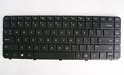 Sunrex New Black Laptop Keyboard For HP COMPAQ 2000-369WM...