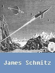 Works of James Schmitz (11 stories) [Illustrated]