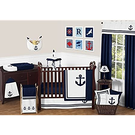 51HIhWLRoEL._SS450_ Nautical Crib Bedding and Beach Crib Bedding