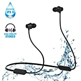 Best Bluetooth Noise Cancelling Earbuds - Sport Bluetooth Headphones Waterproof, Noise Cancelling Wireless Headphones Review