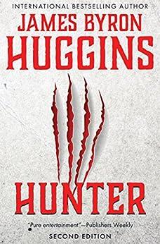 HUNTER by [Huggins, James Byron]