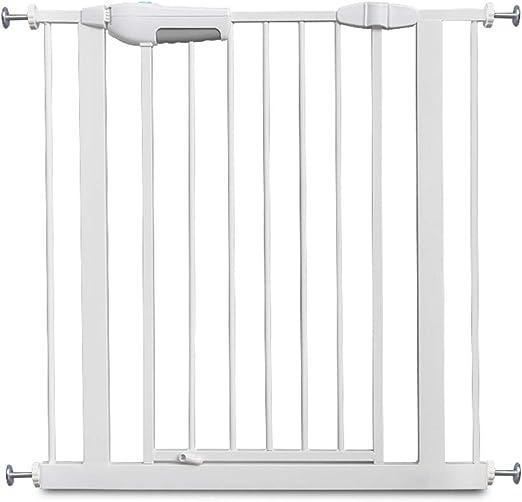 LSRRYD Valla Seguridad Infantil Plástico ABS Barreras para Puertas ...