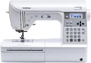 Brother Innov-is 350SE - Máquina de coser: Amazon.es: Hogar