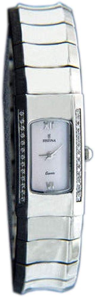 Reloj Festina F8948/1 - Reloj señora con circonitas y armys de Acero Inoxidable.