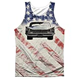 Buick 1959 Electra Flag Sublimation Tank Top (Front & Back), 3XL