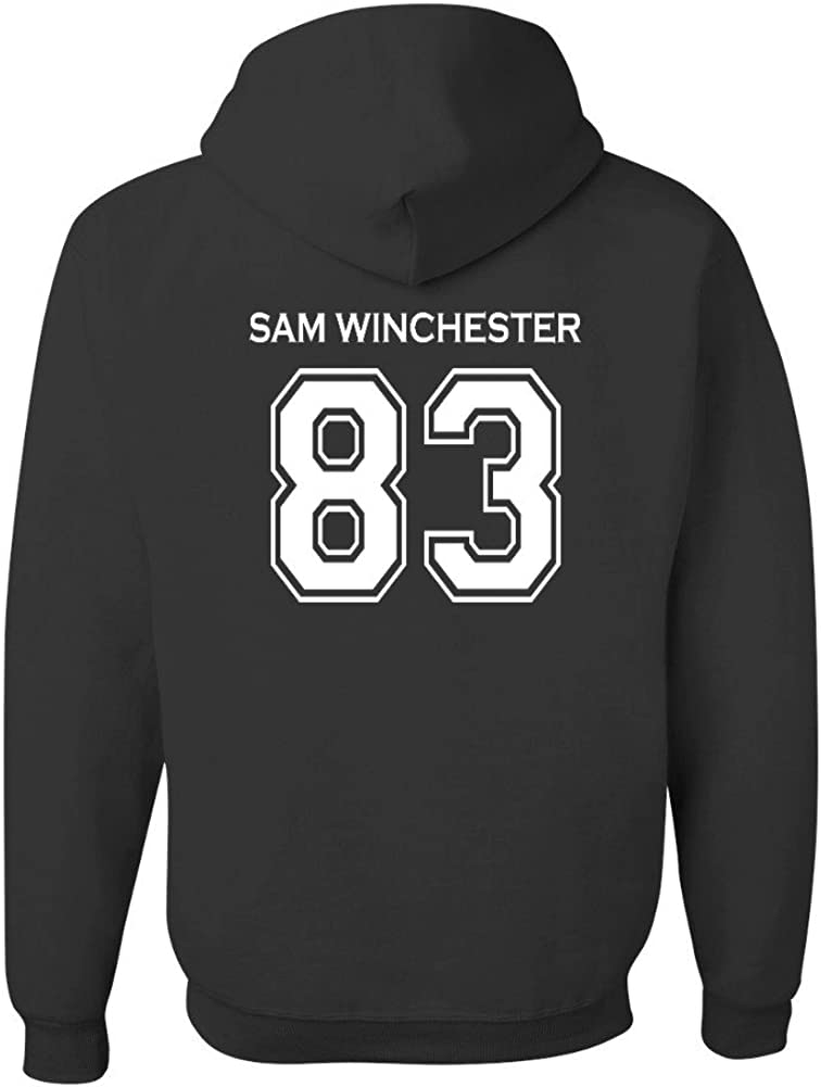 The Creating Studio Adult Supernatural Sam Winchester Hoodie