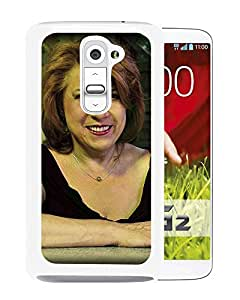 Beautiful Designed Cover Case With Krystyna Pronko Smile Face Chair House (2) For LG G2 Phone Case