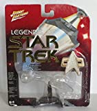 Johnny Lightning Star Trek Klingon D7 Battle Cruiser Cloaked Series Two Red Alert