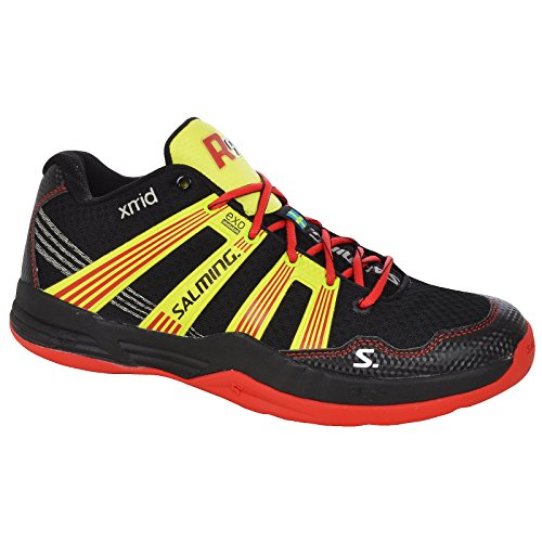 Salming Race R9 Mid 2.0 Court Shoes - AW16