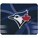 MLB Toronto Blue Jays Carbon Fiber Mousepad, One Size, Multicolor