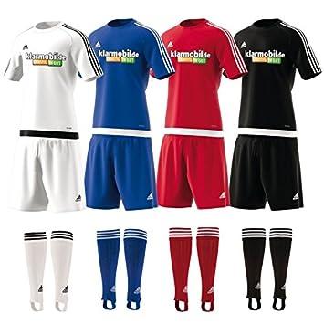 adidas estro 13er Juego de Camiseta de fútbol con Logo de ...