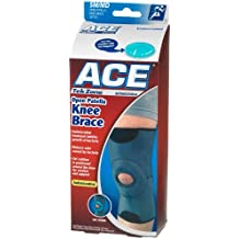 Ace Open Patella Knee Brace, Small/Medium, 1-Count Package