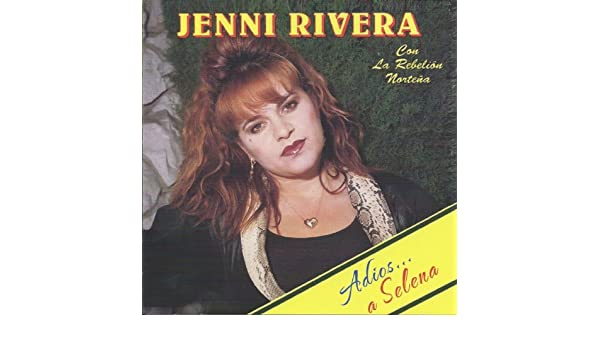 Adios a Selena by Jenni Rivera & La Rebelion Nortena on Amazon Music - Amazon.com