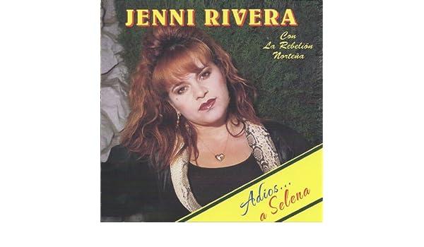 Adios a Selena by Jenni Rivera & La Rebelion Nortena on Amazon Music - Amazon.com