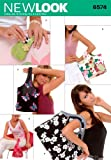 New Look Sewing Pattern 6574 Bags, Size OS (One Size)