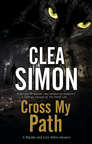 Cross My Path (A Blackie and Care Mystery Book 3)