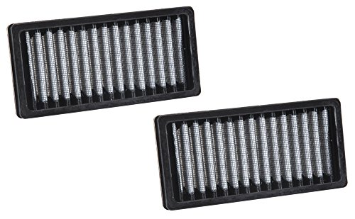 K&N VF1010 Washable & Reusable Cabin Air Filter Cleans and Freshens Incoming Air for your 2011-2016 JEEP Wrangler by K&N (Image #7)