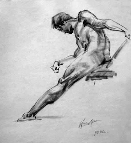 Henry Yans Figure Drawing Techniques And Tips Pdf