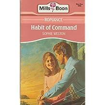 Habit of Command - Xp92