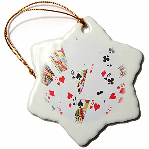 Playing Cards Ornament - 9