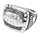 TYSping Fantasy Football 2011-2017 Championship Ring Trophy Prize (2016)