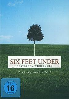 Six Feet Under Gestorben Wird Immer Die Komplette Erste Staffel 5