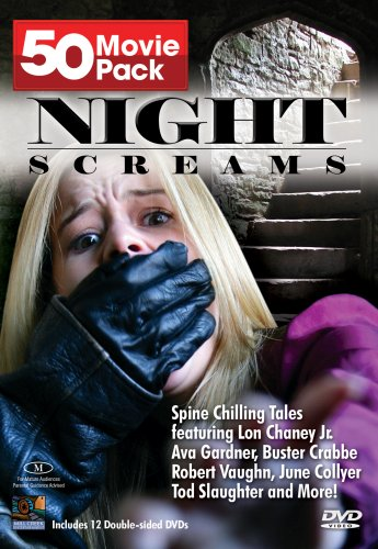 Night Screams 50 Movie Pack by DIGITAL1STOP