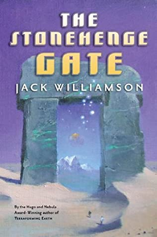 book cover of The Stonehenge Gate