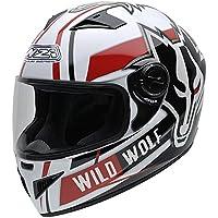 NZI 150200G607 Must Wild Wolf Casco de Moto