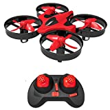 SKYKING Nano Drone S-011 Mini Quadcopter Drone with 3D Flips & Headless Mode 6-Axis Gyro Mini Drones For Kids and Beginner to Play