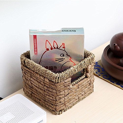 XBR kosmetik - - - kiste, korbs fernbedienung, kosmetik - gründung,braun,17.   14 cm. B077RFBK5Q Krbe & Koffer Sehr praktisch 921898