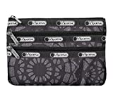 LeSportsac Boxed 3 Zip Cosmetic (Lace)