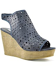 Sbicca Womens Zanita Wedge Sandal