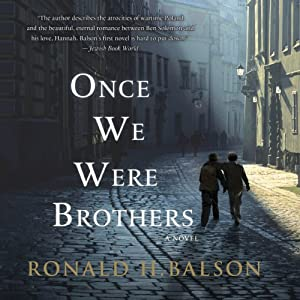 Once We Were Brothers Audiobook