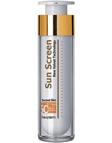 Frezyderm, Filtro solar facial (SPF 50, piel sensible) - 50 ml.