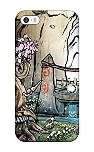 AnnaSanders Case Cover Protector Specially Made For Iphone 5/5s Japanese Artistic Abstract Artistic wangjiang maoyi