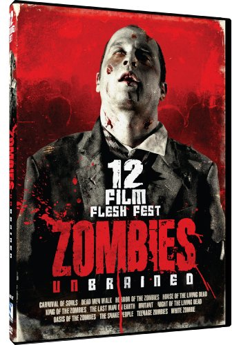 Fest Music Box - Zombies Un-Brained 12 Film Flesh Fest